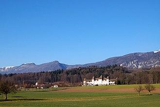 Feldbrunnen-St. Niklaus - Waldegg Castle