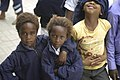 School children (Lukhanyo Primary School, Zwelihle Township (Hermanus, South Africa) b 09.jpg