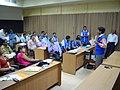Science Career Ladder Workshop - Indo-US Exchange Programme - Science City - Kolkata 2008-09-17 01399.JPG