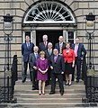 Scottish Cabinet outside Bute House May, 2011.jpg