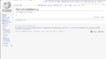 """Screenshot showing """"Mark as Patrolled"""" on a User's Talk Page.png"""
