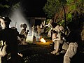 Sculpture - Maloya autour du feu - 002.jpg