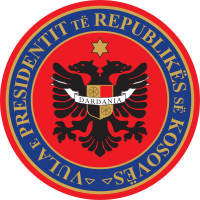 Seal of the President of Kosovo.svg