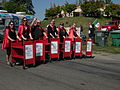 Seattle - Fiestas Patrias Parade 2008 - Seattle librarians.jpg