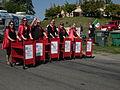 Seattle - Fiestas Patrias Parade 2008 - Seattle librarians.jpg