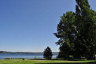Matthews Beach, Seattle Seattle Neighborhood in King, Washington, United States