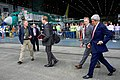 Secretary Kerry Arrives at the Boeing Co.'s 737 Airplane Factory in Advance of Speech on U.S. and Pacific Regional Trade Policy.jpg