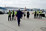 Secretary Kerry Greets Airport Support Workers Before Departing Geneva Cointrin Airport (30062755520).jpg