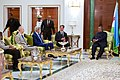Secretary Kerry Meets With Djiboutian President Guelleh at the Presidential Palace in Djibouti (17206898959).jpg