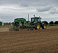 Seed Drilling near Bonby Top Farm - geograph.org.uk - 1959008.jpg