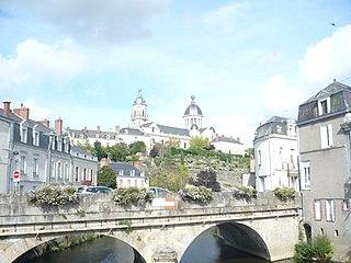 Segré-en-Anjou Bleu Subprefecture and commune in Pays de la Loire, France