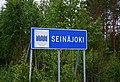 Seinäjoki municipal border sign 20190630.jpg