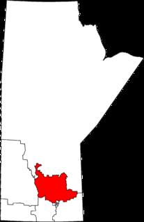 Selkirk—Interlake—Eastman federal electoral district of Canada
