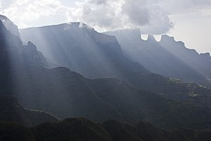 Simien Mountains National Park - Semien Mountains