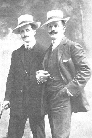 Álvarez Quintero, Serafín (1871-1938)