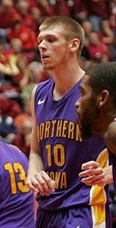 Seth Tuttle American basketball player