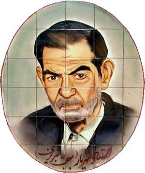mohammad hossein shahriar shahriyar in his old years
