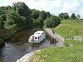 Shannon-Erne Waterway - Lock 13 Newbrook - geograph.org.uk - 1944676.jpg