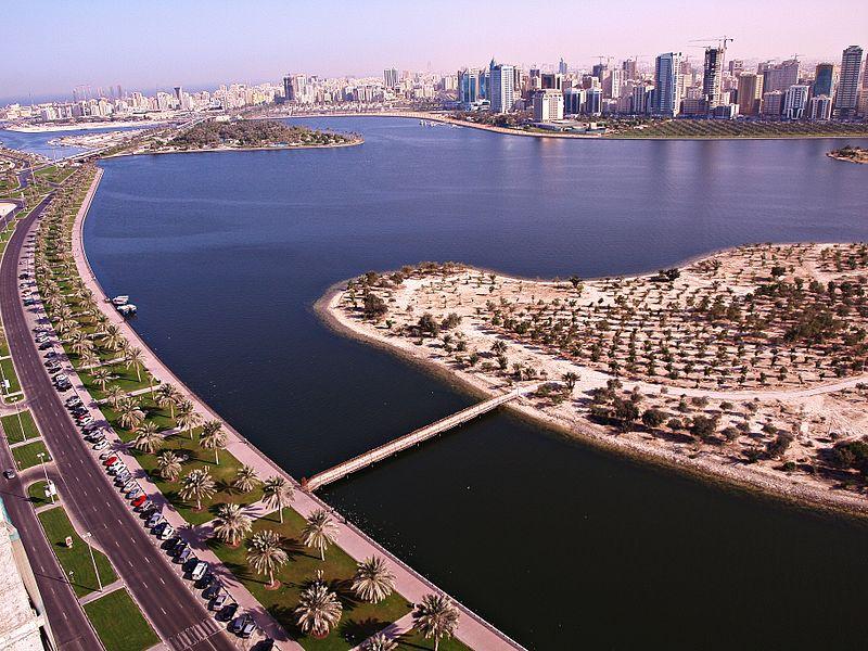 Sharjah Buhairah Corniche.jpg
