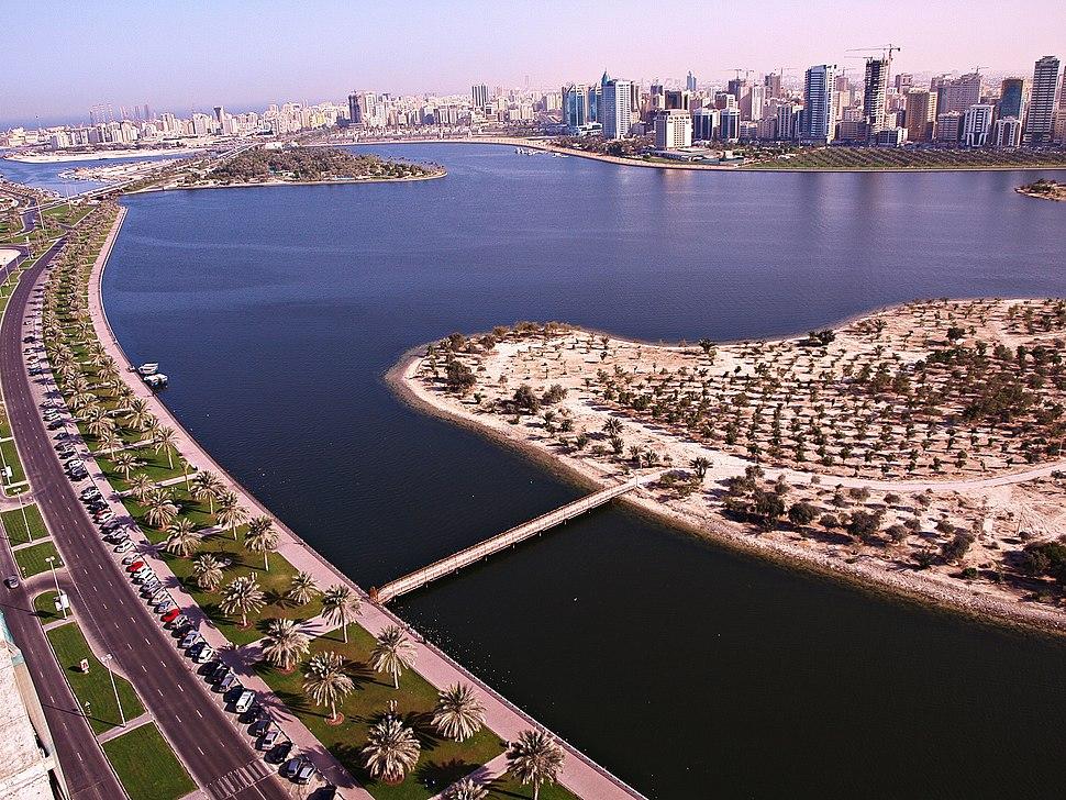 Sharjah Buhairah Corniche