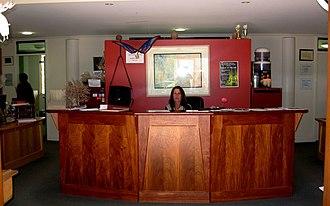 Shearwater, The Mullumbimby Steiner School - Image: Shearwater Admin Office