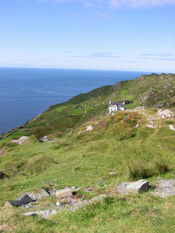 La pointe de Sheep's Head
