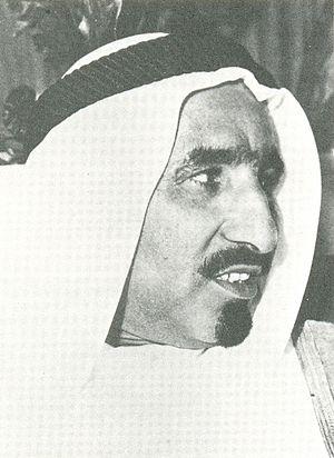 Saqr bin Mohammad Al Qasimi - Image: Sheikh Saqr of Ras al Khaimah