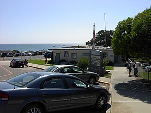 Pismo Beach, California - Shell Beach Elementary School
