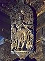 Shilabalika (celestial maiden) Chennakeshava temple, Belur(5).jpg