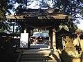 Shimmon Gate of Chikushi Shrine.JPG