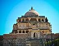 Shiva temple inside Kumbhalgarh Fort.jpg