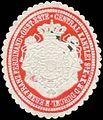 Siegelmarke Central Kanzlei Sr. K.u.K. Hoheit d. Durchl. H. Erzherzog Franz Ferdinand W0320712.jpg