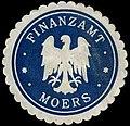 Siegelmarke Finanzamt - Moers W0255206.jpg