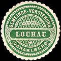 Siegelmarke Gemeinde-Vorstehung Lochau - Vorarlberg W0261313.jpg