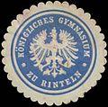 Siegelmarke K. Gymnasium zu Rinteln W0380626.jpg