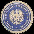 Siegelmarke K. Pr. Commando der 30t. Division W0285471.jpg