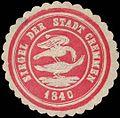 Siegelmarke Siegel der Stadt Cremmen W0314680.jpg