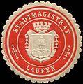 Siegelmarke Stadtmagistrat Laufen W0314650.jpg