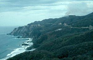 Sierra Madre del Sur - Image: Sierra madre del sur