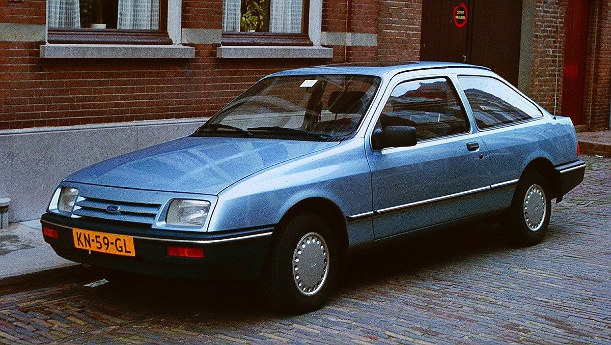 на каких заводах выпускался ford sierra sedan