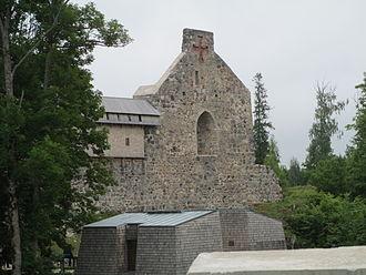 Sigulda Medieval Castle - Sigulda ruins