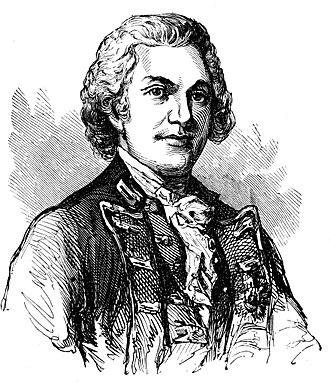 Silas Talbot - Image: Silas Talbot engraving