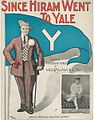 Since Hiram went to Yale 1906.jpg