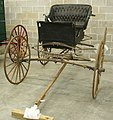 Single Seat Horse Buggy by Henney Buggy Company.jpg