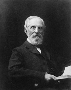 Sir john hall, ca 1880