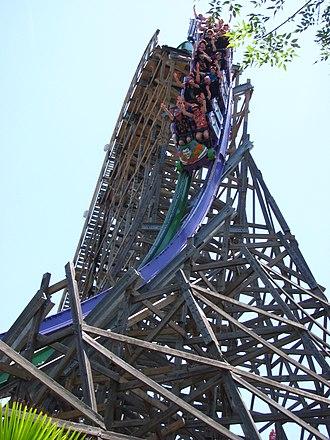 The Joker (Six Flags Discovery Kingdom) - Image: Six Flags Discovery Kingdom (27297618681)