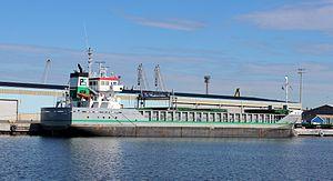 Skagenbank in Port of Kemi 20120612 02.JPG