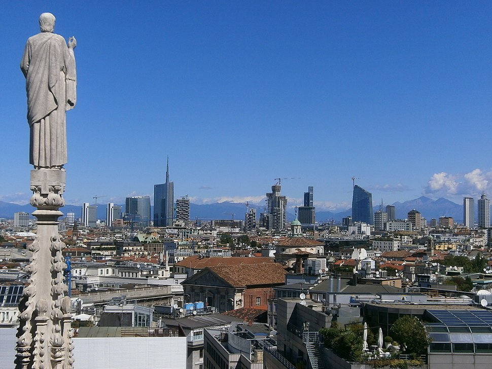 Skyline Milano - 05
