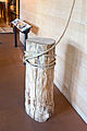 Snubbing Post Display at NPS Chesapeake and Ohio Canal Museum, Cumberland, MD.jpg