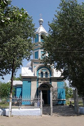 Kiliya - Image: Sobor pokrova 2